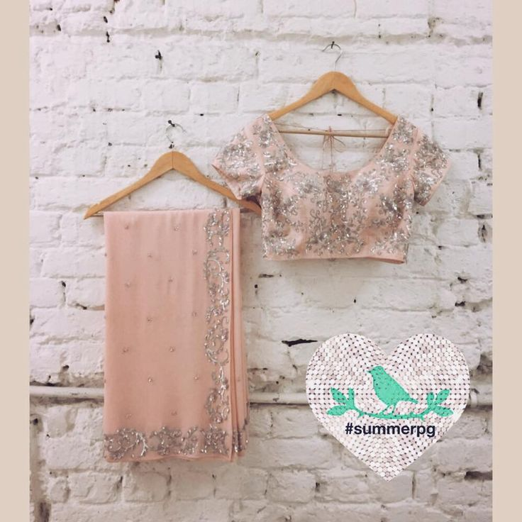 Pink Silver Bling  saree . 19 December 2016