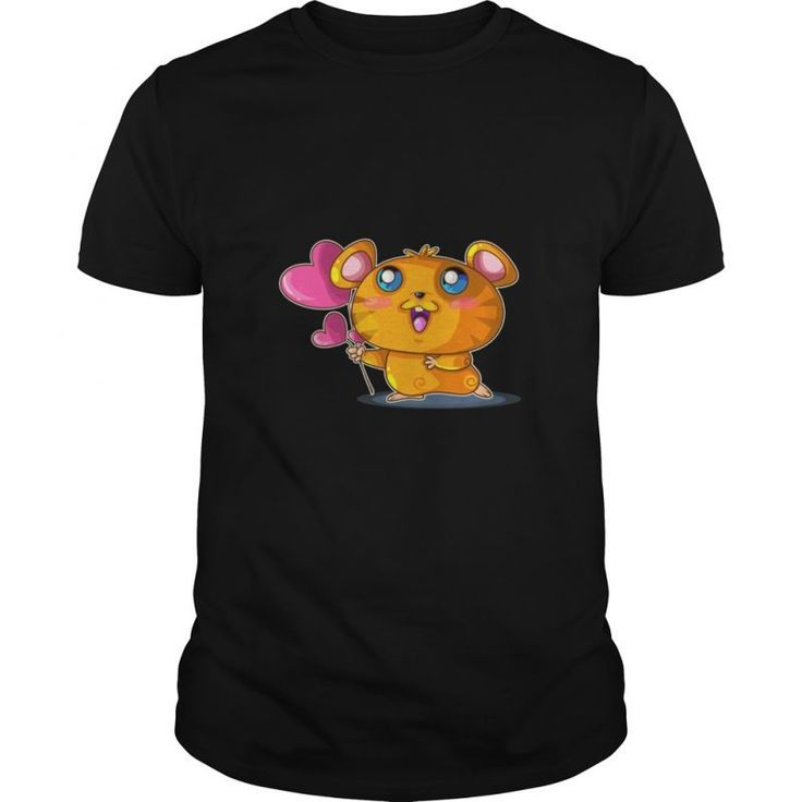 Amster Hamster Print T Shirt #hamster #bedding #t #shirt #hamster #t #shirt #apprentice #t-shirt #hamster #king #your #mother #was #a #hamster #t #shirt
