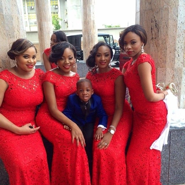 63 Best Images About Red Nigerian Weddings On Pinterest