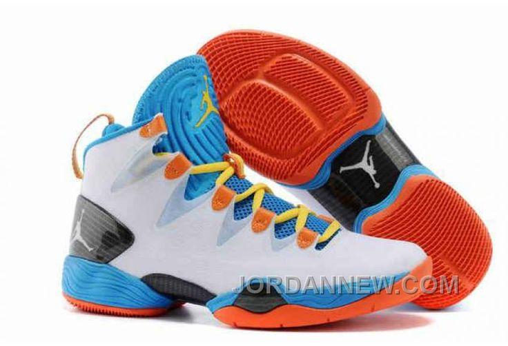 http://www.jordannew.com/cheap-air-jordan-xx8-se-shoes-white-blue-orange-lastest-t7dhw.html CHEAP AIR JORDAN XX8 SE SHOES WHITE BLUE ORANGE LASTEST T7DHW Only 61.75€ , Free Shipping!