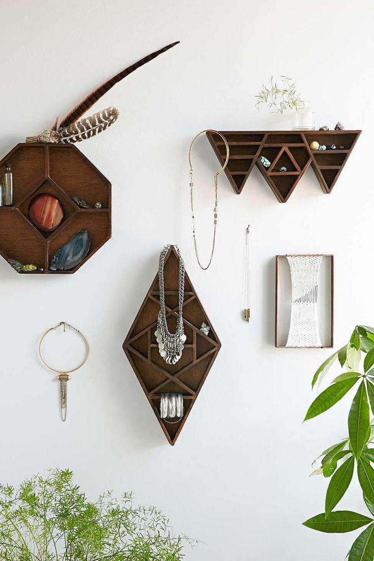 beautifully innovative shelves