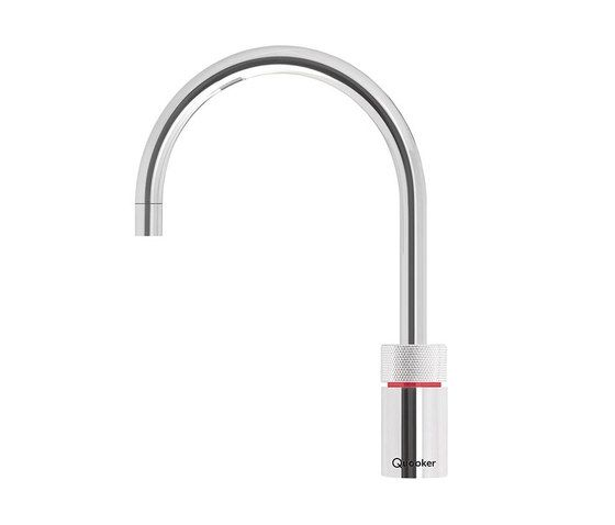 Nordic | Round single tap by Quooker | Kitchen taps