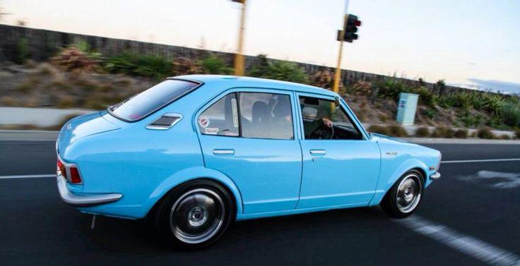 '72 Corolla