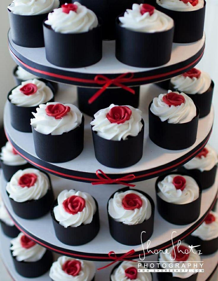 Wedding or Graduation Cupcakes