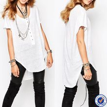 linen and cotton women plain semi sheer long rounded  best seller follow this link http://shopingayo.space