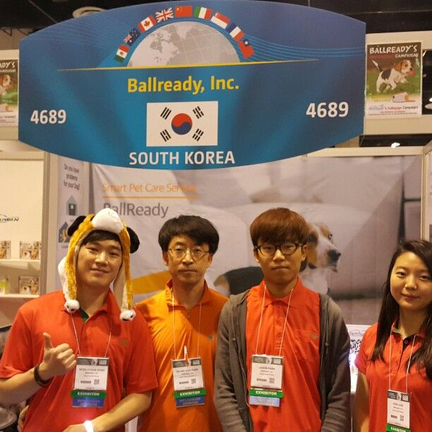 Ballready is participating in GPE(Global Pet Expo)... Support us on indiegogo!