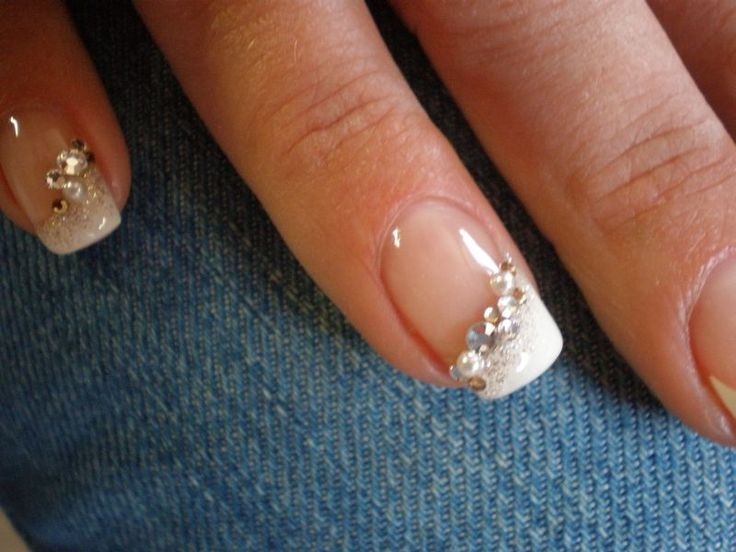 wedding nail designs pictures | Wedding Nail Art Hochzeitsnaegel Nailart