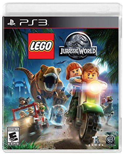 in the picture:LEGO Jurassic World – PlayStation 3 lots of color options – get more info:https://www.amazon.com/dp/B00SXEONTO    The LEGO Jurassic World – PlayStation 3  is an distinctive product which I've made a decision to review. Keep reading  for information concerning pricing ...
