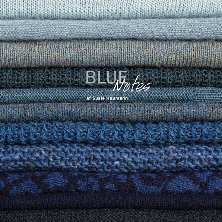 Blue Notes af Susie Haumann