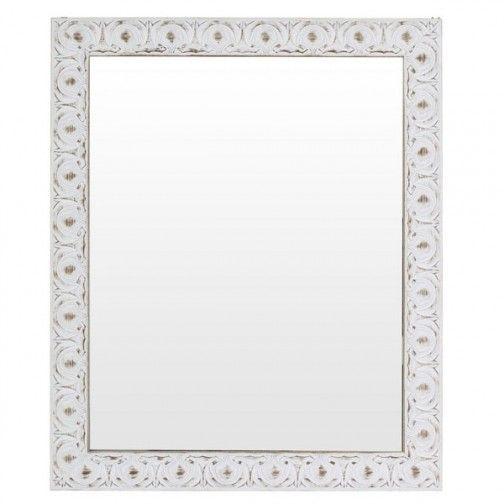 Las 25 mejores ideas sobre espejo envejecido en pinterest for Espejo blanco envejecido