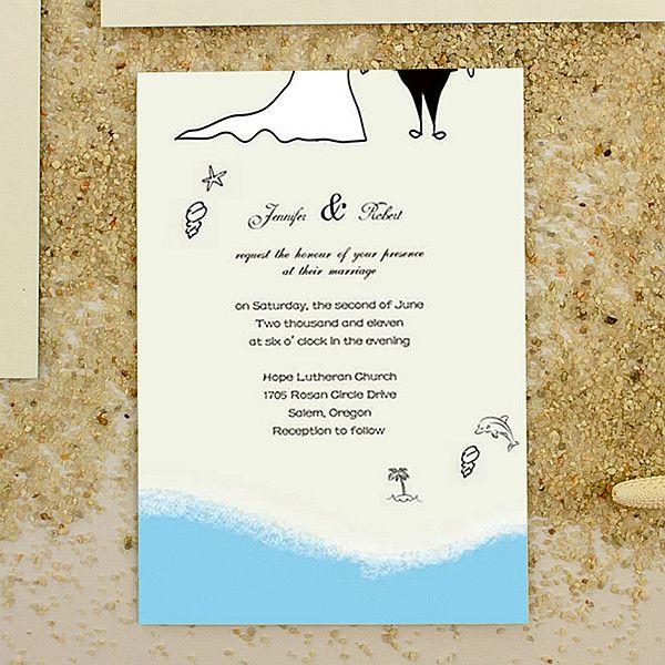 Top 10 Wedding Invitations For 2015 Summer Weddings