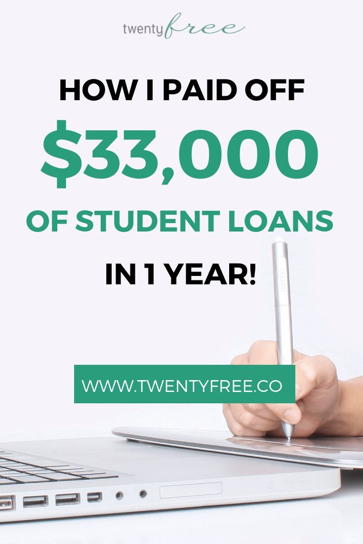 2016 Review Paying Off 33k In Student Loans Living On 4 500