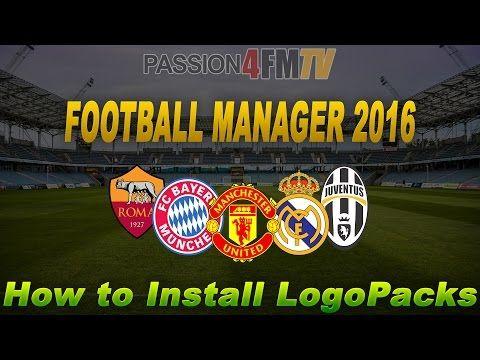 Football Manager TCM16 Logo Megapack   Passion4FM