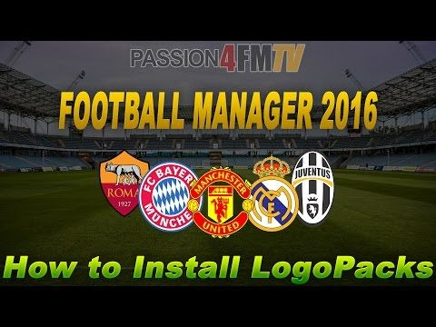 Football Manager TCM16 Logo Megapack | Passion4FM