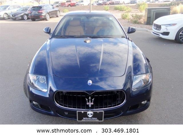 2012 Maserati Quattroporte for sale by Sill Terhar Ford, 150 Alter St Broomfield, CO - 80020