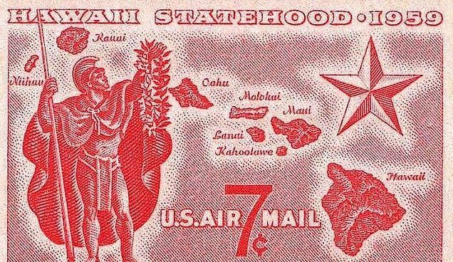 800px-Hawaii_statehood_commemorative_stamp_7c_1959_issue