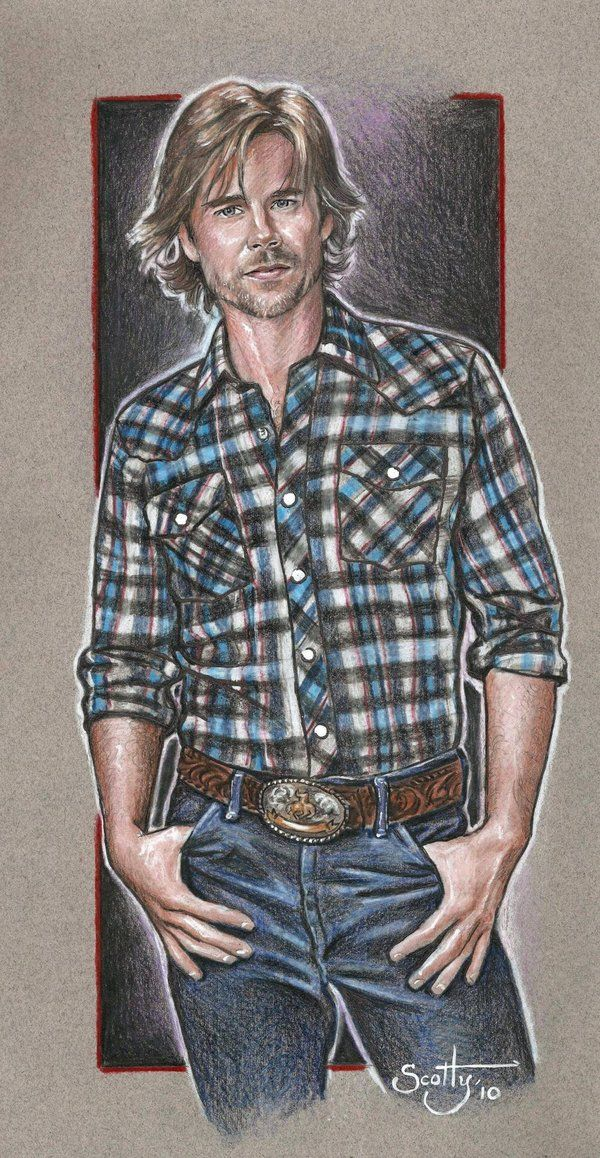 "True Blood ""Sam Merlotte"" by scotty309.deviantart.com on @deviantART"