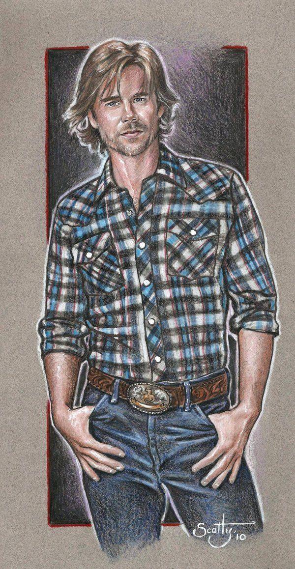 """True Blood """"Sam Merlotte"""" by scotty309.deviantart.com on @deviantART"""