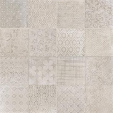 Porcelain Tiles - Riabita | Shabby Chic | Fabric