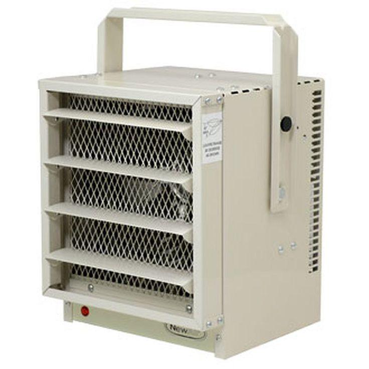 Newair Appliances Electric Garage Heater Commercial Grade