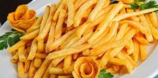 Картофель «фри» (без жира и масла). Хрустящий, ароматный, но совсем без жира