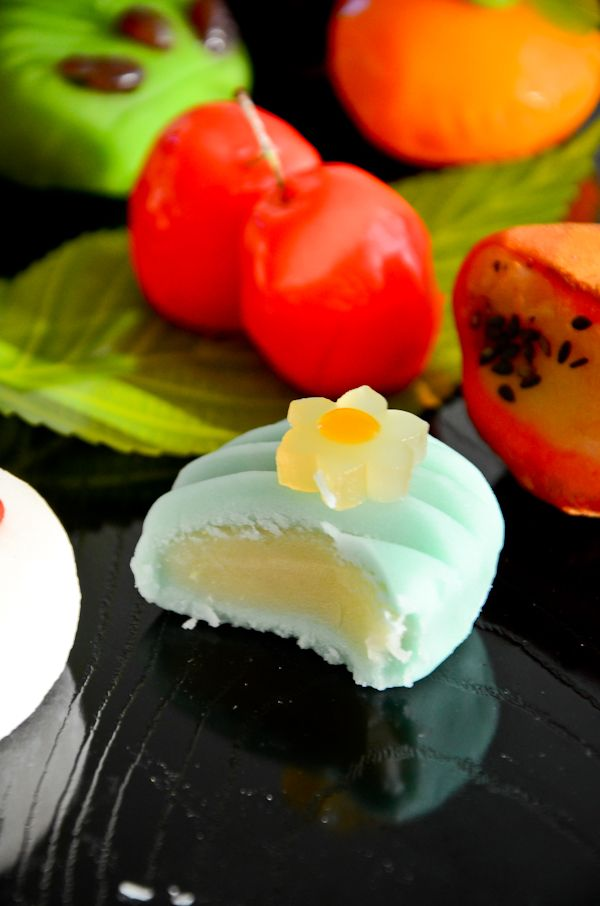 Wagashi a Japanese Sweet Confection Remember March 11th