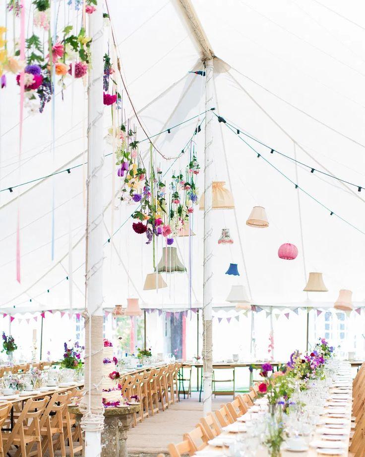 Festival bruiloft organiseren: 20 onmisbare tips