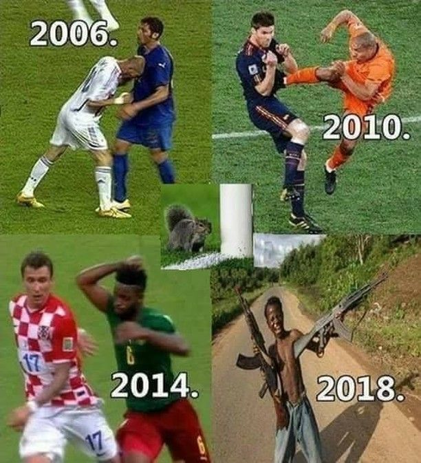 Less Than 30 Days To Go For The World Cup Funny Soccer Memes Soccer Jokes Funny Football Memes