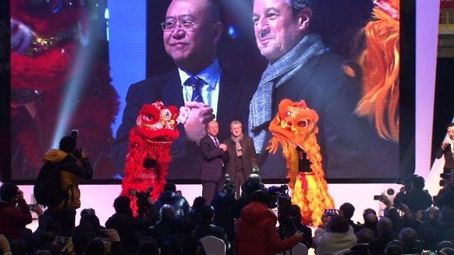 Renault-Dongfeng inaugura primeira fábrica na China