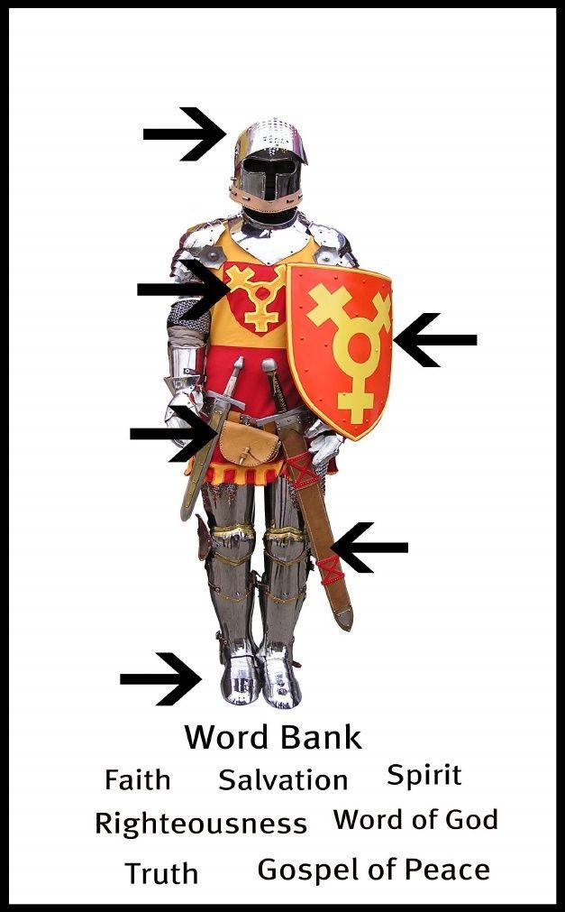 Armor of God Bible Study on Ephesians 6:10-18 - ThoughtCo