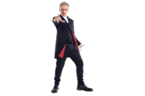 Peter Capaldi Doctor Who gif | Check Out Peter Capaldi's Costume For 'Doctor Who' And The Memes ...