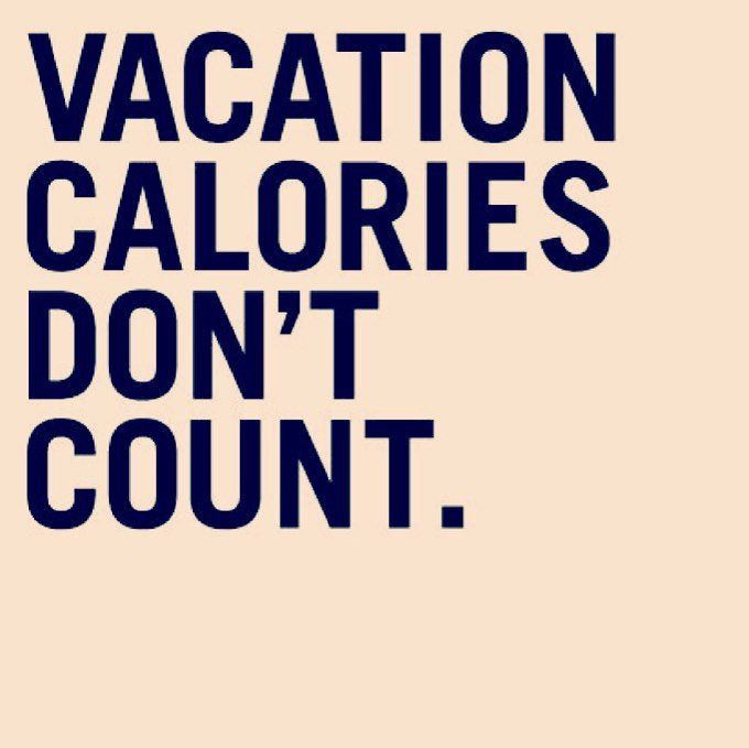After Losing Just Over 2 Stone So Far I M Really Hoping This Is True I Will Be Prepared For A Big Gain When I Finally Get Funny Quotes Vacation Humor Quotes