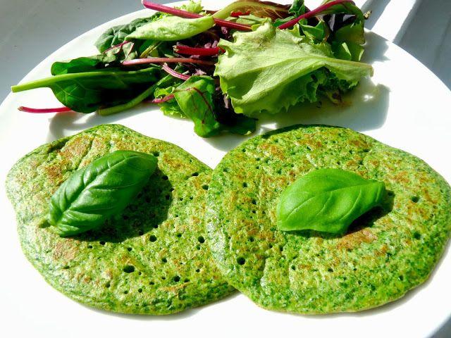 Vierentwintig Lentes: RECEPT - Spinazie-ricotta pancakes