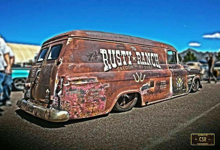 ❦ Rusty Ranch - CSR Automotive - Rat Rod Magazine