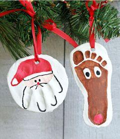 DIY crianças Natal, ideias DIY para fazer com as crianças, atividades de Natal para fazer com crianças