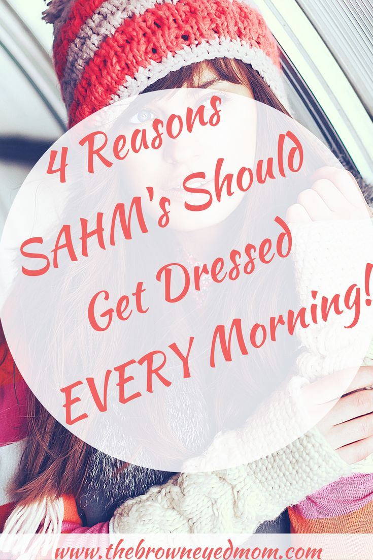 Ok mama's, let's be real for a second… How many mornings have you trudged out of bed and stayed in your t-shirt and yoga pants all day? I mean for real now. Check out my 4 reasons for getting dressed every morning as a SAHM!