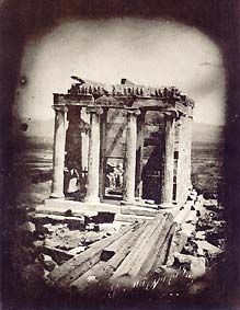 Philippos or Filippos Margaritis (born 1810 in Smyrna–died in Würzburg on 1 April 1892 ) is generally acknowledged to have been the first Greek photographer, whose earliest daguerreotypes, of the Acropolis of Athens, date from 1847.