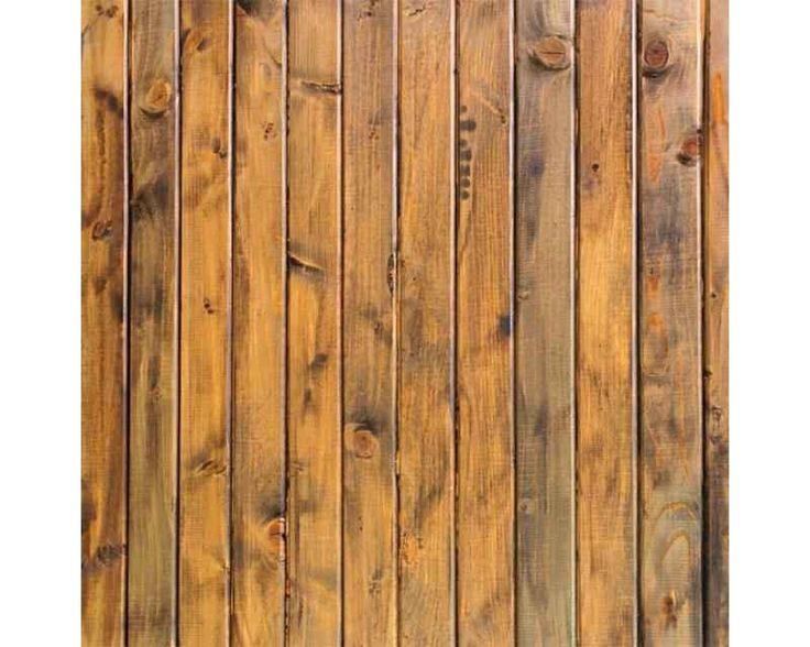 DIMEX | L-159 Vliesové fototapety na zeď Hnědé dřevěné laťky | 220 x 220 cm | hnědá, béžová