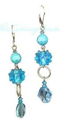 Emily Ray Crystal Star Earrings 86