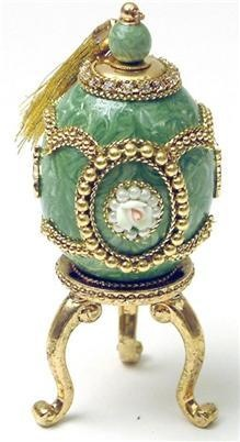 Decorative Real Egg Collectible Refillable Perfume Bottle #1548 | eBay