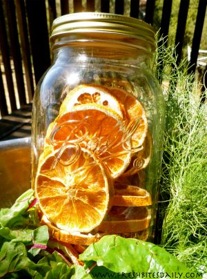 Dried orange slices — More than just decorations or additions to your potpourri | Fresh Bites Daily