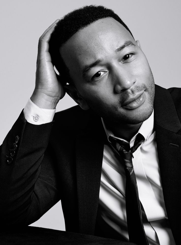 """John Legend on Why He Supports Educational Opportunities: """"I Grew Up in a Family That Didn't Have a Lot of Money"""" from InStyle.com"""