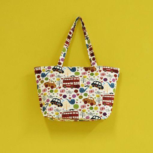 Take me on a London Drive Bag #Colorize #ColorizeFashion