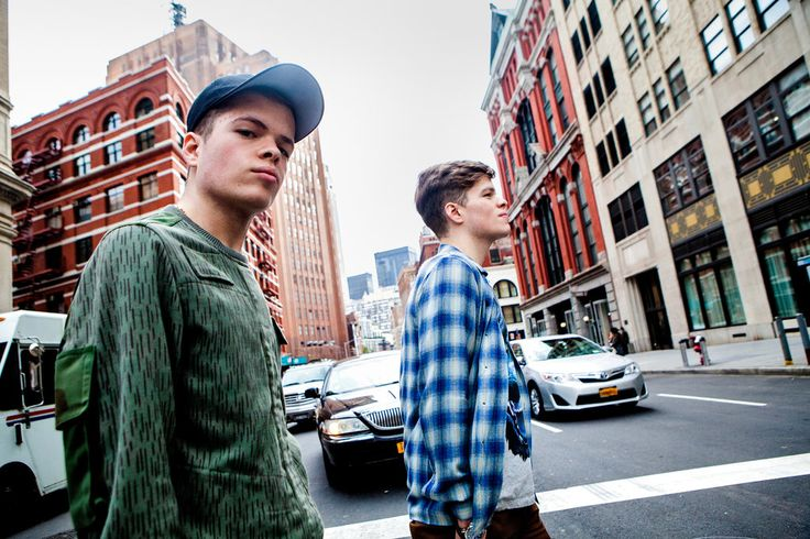 The Atlanta streetwear prodigies Chet and Betts DeHart started a YouTube channel at 12 and a fashion label at 14. Can they make it in New York?