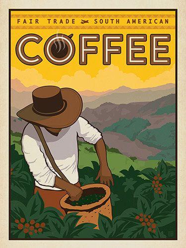 Fair Trade South American Coffee - Take a tastebud adventure to South America…