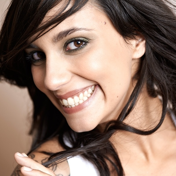 Coline du blog Et pourquoi pas Coline ? maquillée en Une Natural Beauty ! #unebeauty