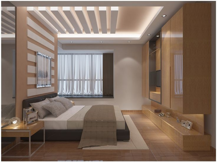 Install the best of Gyproc India   experience a serene   lovely bedroom. The 25  best Pop ceiling design ideas on Pinterest   False ceiling