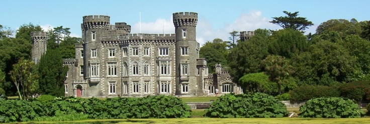 Johnstown Castle Gardens, Co. Wexford, Ireland