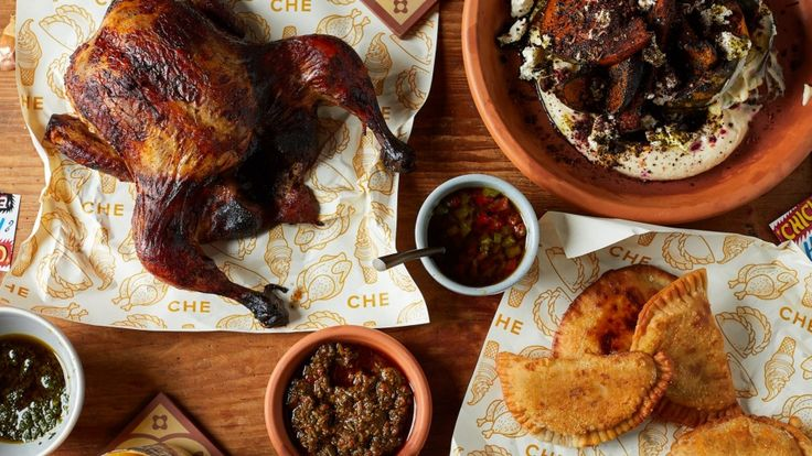 Che: Gather your mates for South American street #food in #Fitzroy #Melbourne