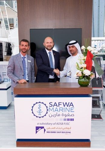 ROTTERDAM, 03-Mar-2017 — /EuropaWire/ — Safwa Marine and Radio Holland announced their partnership at the Dubai International Boat Show 2017. The compa
